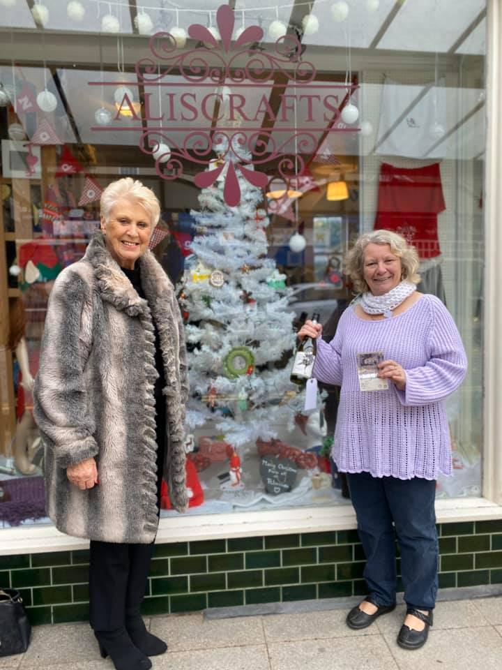 Christmas Window Display Competition